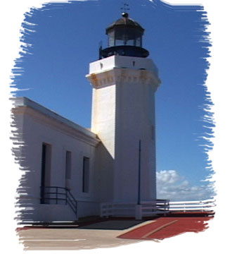 Arecibo lighthouse