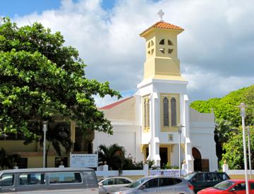 luquillo iglesia