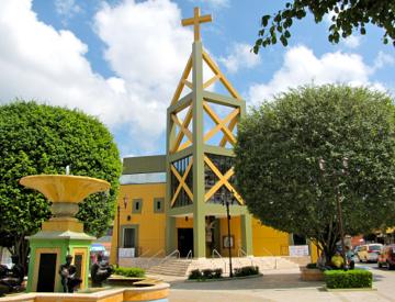 naranjito iglesia