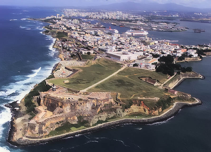 puertorico island