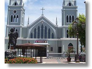 adjuntas iglesia