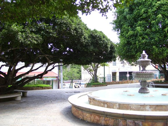 Plaza de Aguas Buenas