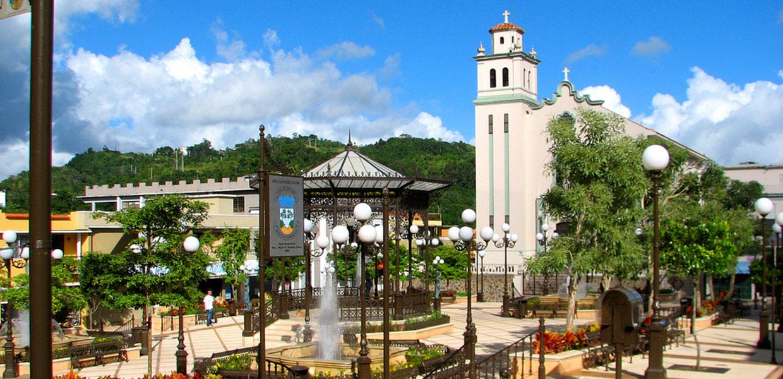 Barranquitas, Puerto Rico