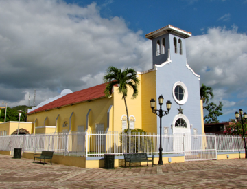 ceiba iglesia