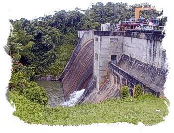 Cidra Reservoir