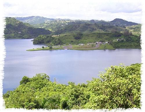 naranjito lago