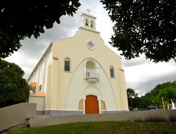 penuelas iglesia