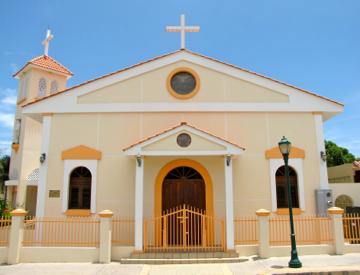 vieques iglesia
