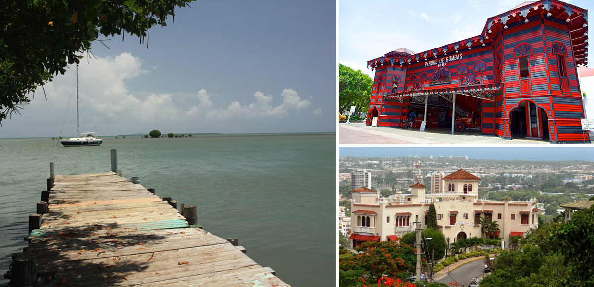 """Región Sur """"Porto Caribe"""""""