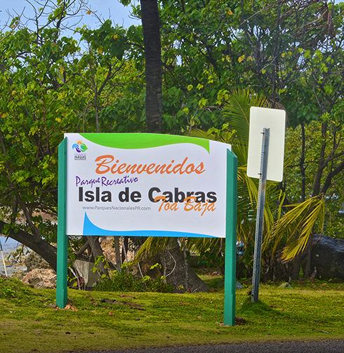 Parque Nacional Isla de Cabras