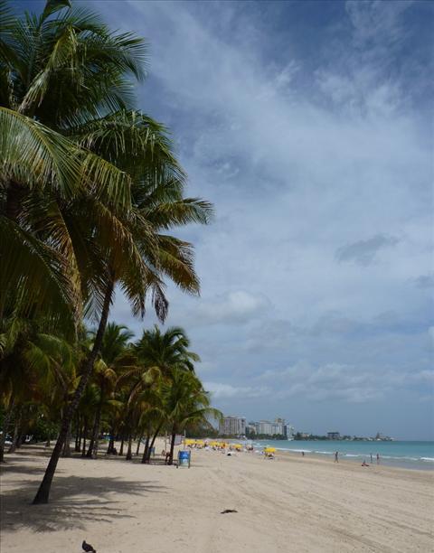 Playa de Isla Verde