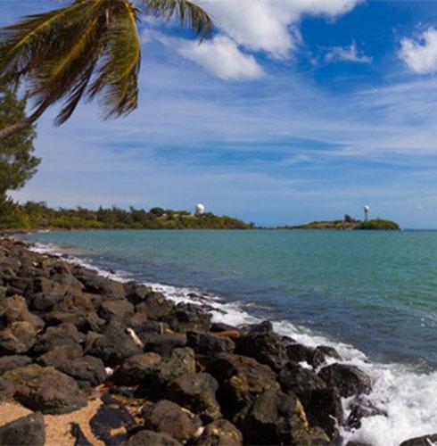 Balneario Punta Salinas. Toa Baja. Puerto Rico