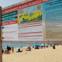 Balneario Playa Puerto Nuevo