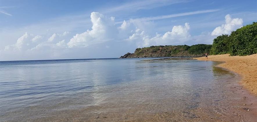 Escondida Beach Fajardo Puerto Rico Boricuaonline Com