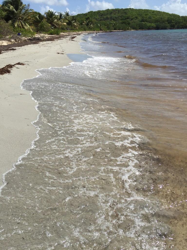 Playa La Chiva - Playa Azul