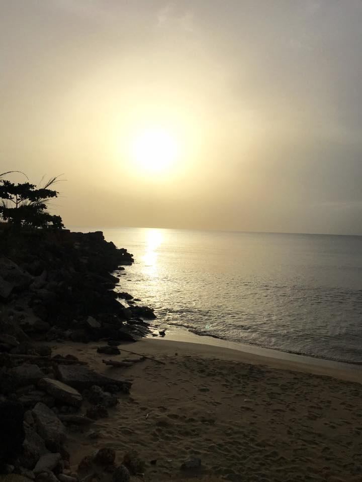 Colón Park Beach