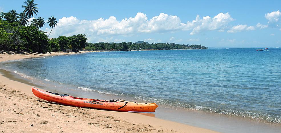 Playas Costa Oeste