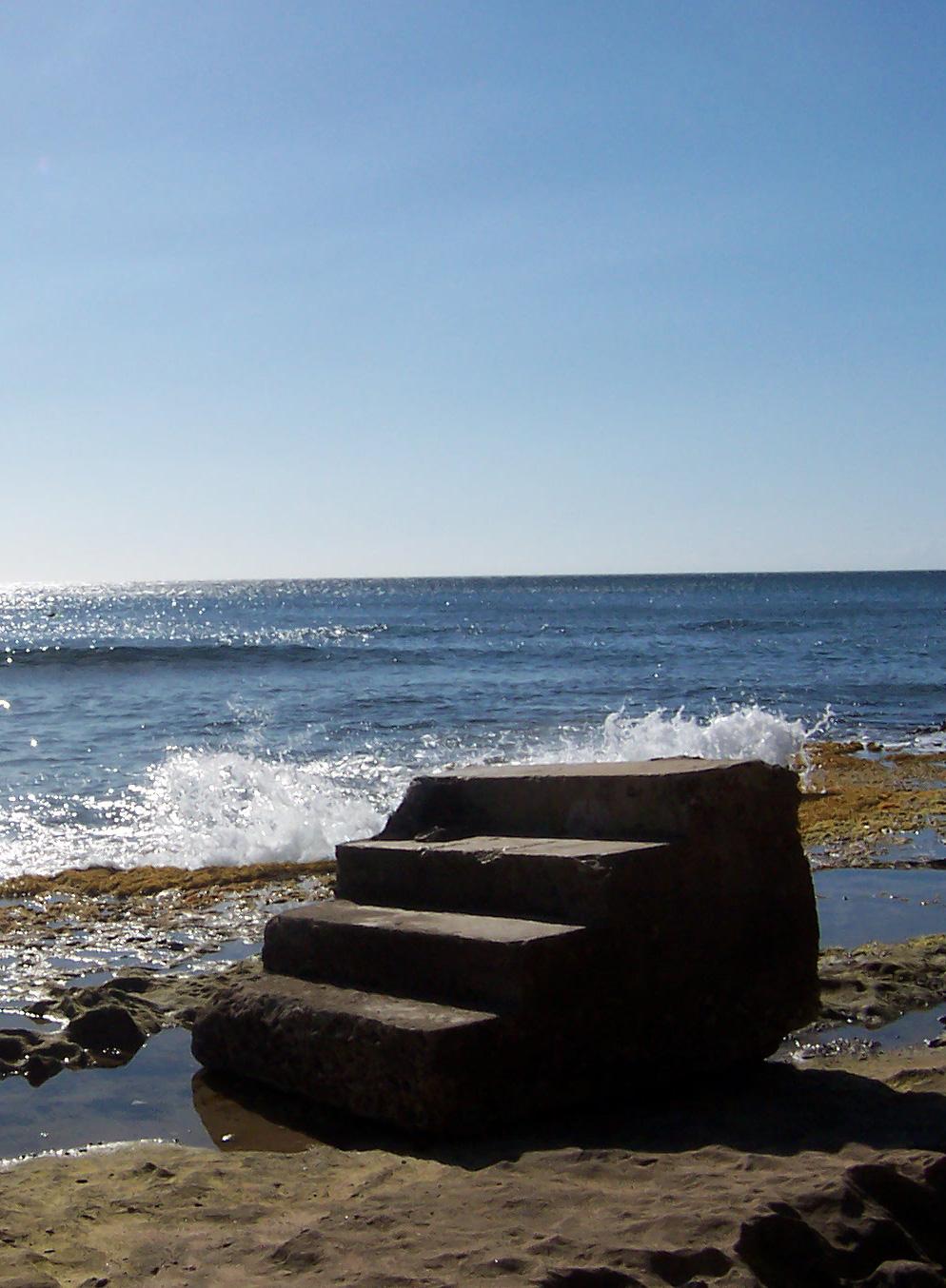 Playa Escalera