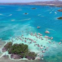 Cayo Icacos Beach