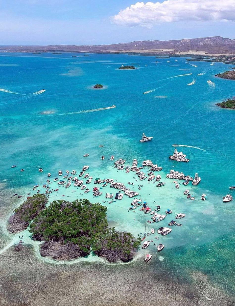 """Playa Isla """"Cayo"""" Caracoles"""