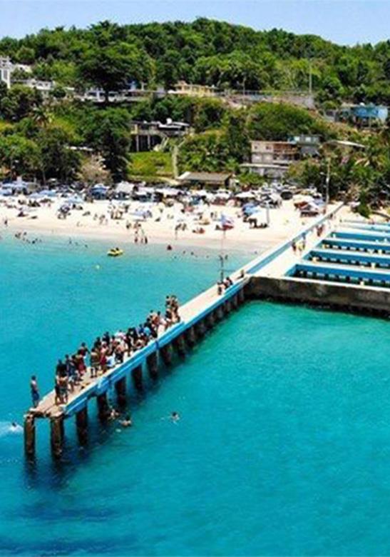 Rompe Olas Beach