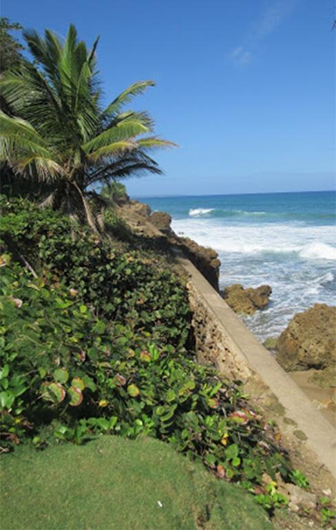 Spanish Wall Beach