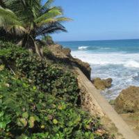 Playa Spanish Wall