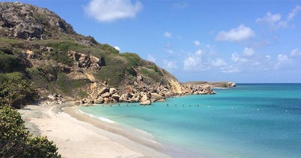 Playas en la Costa Sur