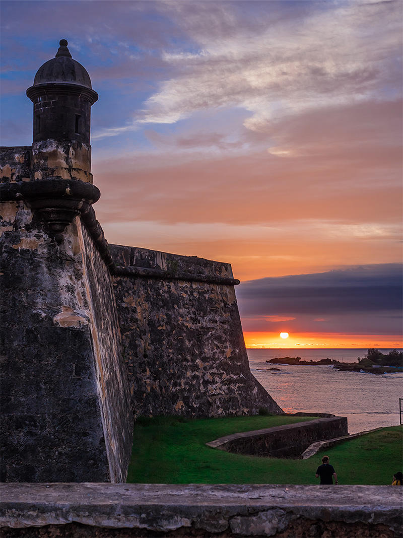 Castle San Felipe del Morro